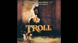 "Richard Band scores ""Troll"""