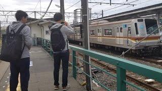 【土休日限定の早朝だけ!】和光市から種別が化ける小川町行きに乗ってきた。