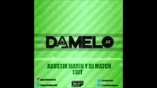 MSJ Feat J. Beren - Damelo (Agustin Marin & Dj Match Edit)