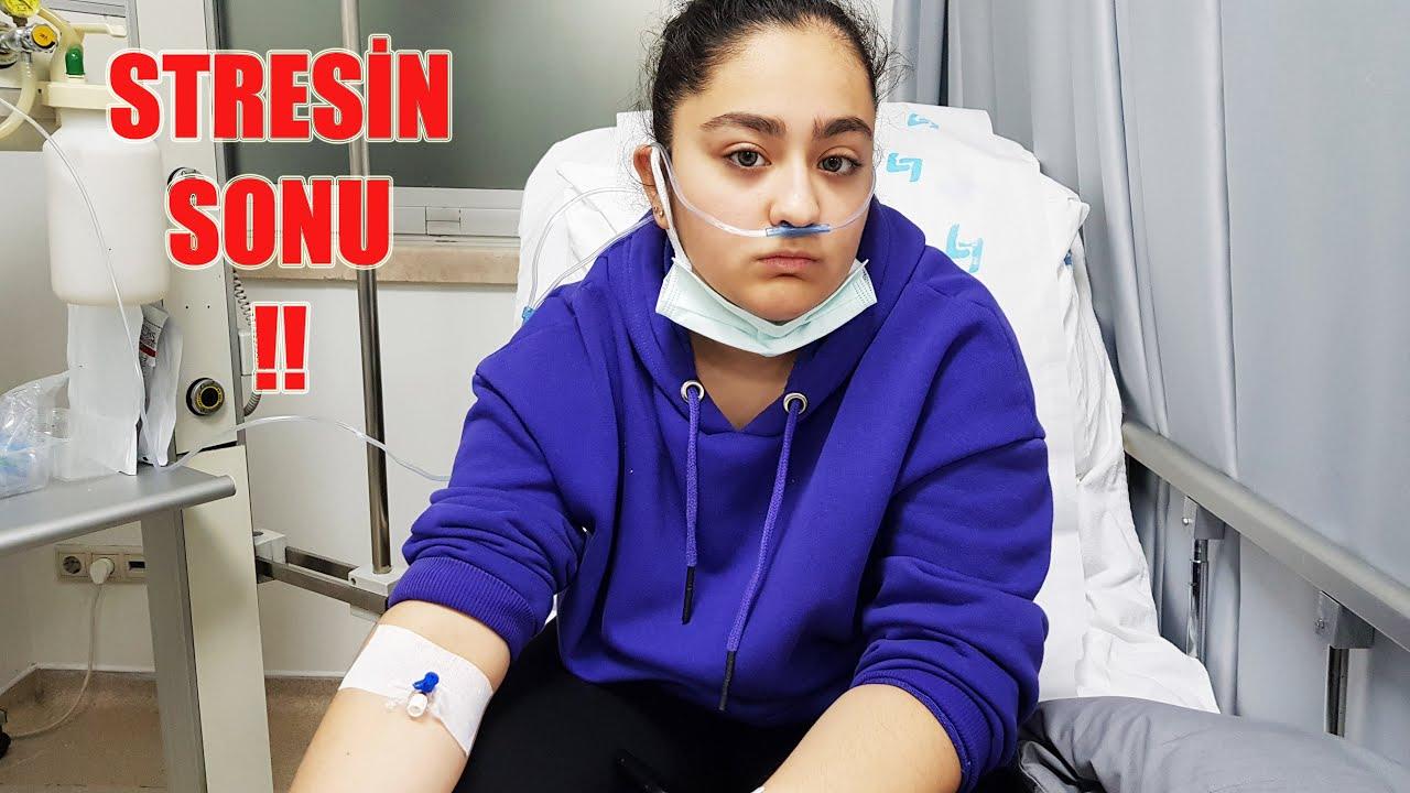 Download AŞIRI STRESİN SONU !! SÜHEYLA HASTANELİK OLDU / SINAV SORUNU HASTANE PSİKOLOJİSİ