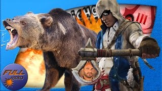Assassins Creed 3 - Encontrei o JAILSON MENDEZ - Homem Urso!!