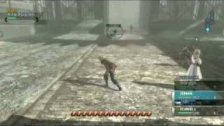 Resonance of Fate Xbox 360 gameplay footage