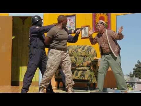 "The San Francisco Mime Troupe's: ""Freedomland"""