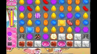 Candy Crush Saga Level 894 (No booster, 3 Stars)