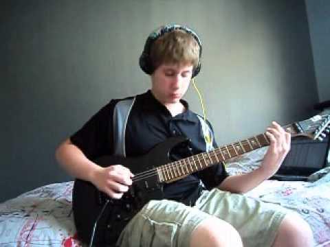 metallica - fixxxer guitar cover (whole song)