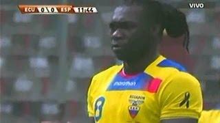 Ecuador vs España 0-2 - Resumen & Goles - 14/Agosto/2013 - Amistoso
