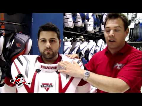 How To Fit Your Goalie Chest Protector: Pro Hockey Life