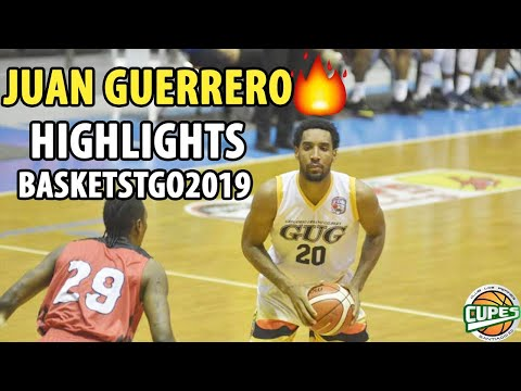 Juan Guerrero Highlights | Superior Santiago 2019 |