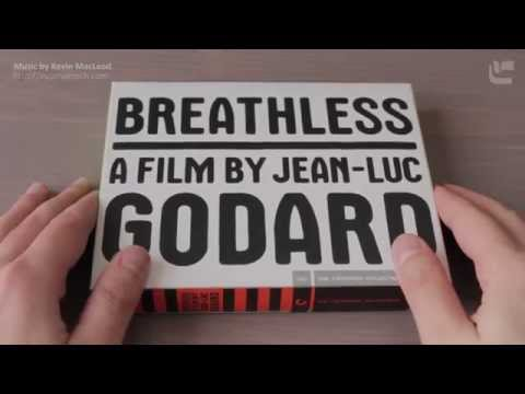 Breathless | Criterion Collection Blu-ray