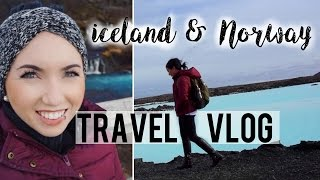 TRAVEL DIARY | ICELAND & NORWAY 2016