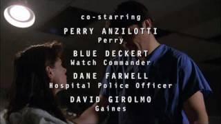 ER ''Emergency Room'' - first new closing season 13-15
