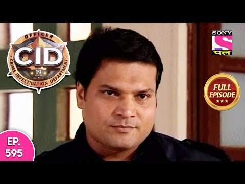 CID - Full Episode 595 - 11th January, 2018