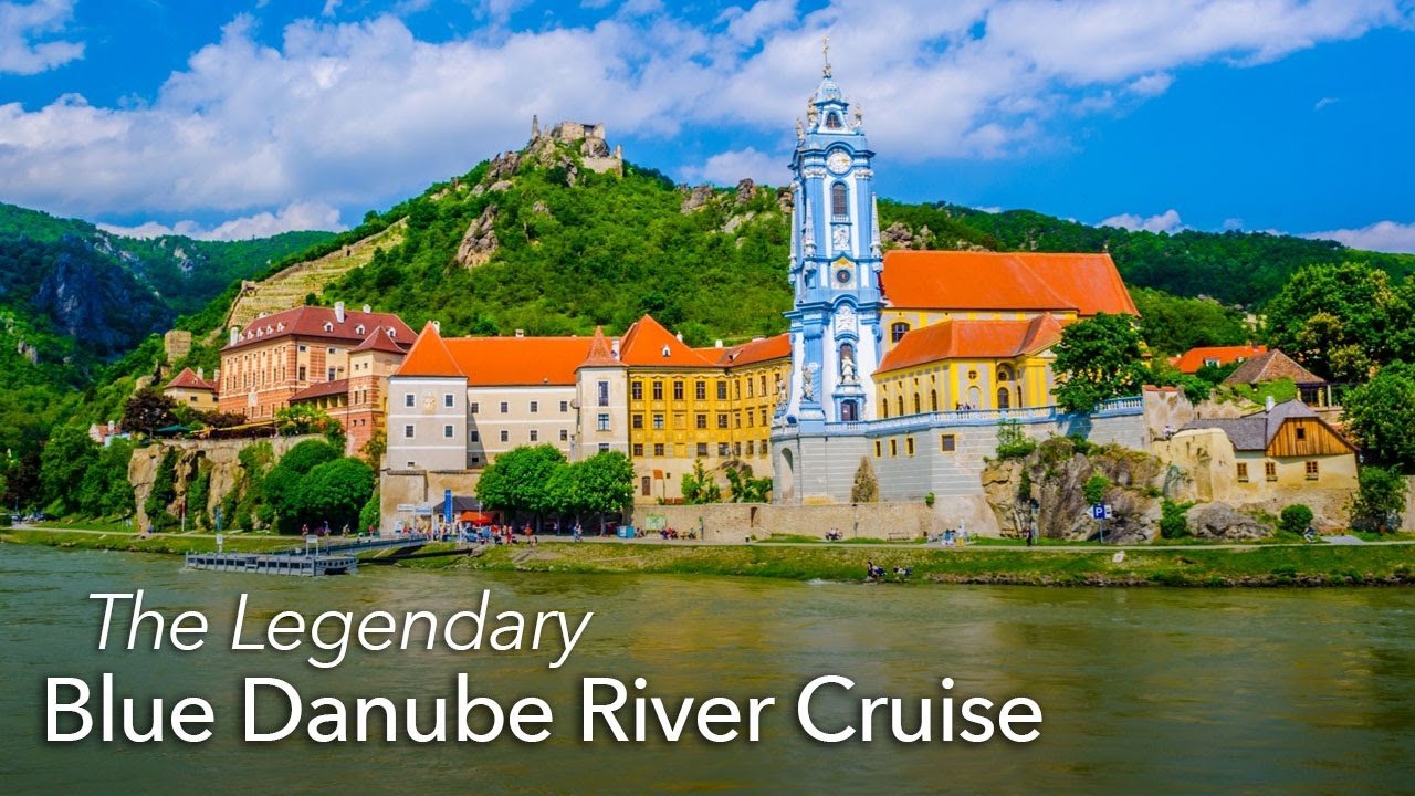 2018 The Legendary Blue Danube River Cruise Itinerary