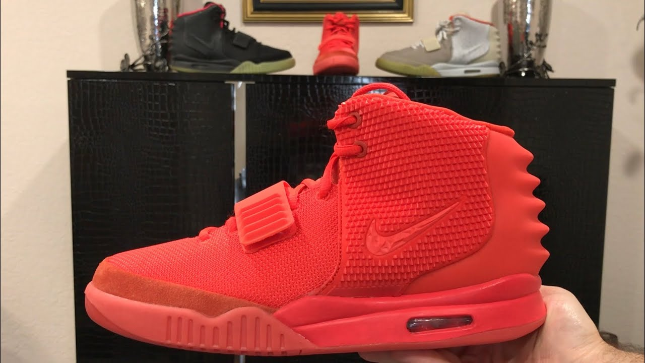 Air Yeezy 2 Sp