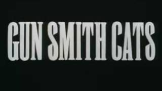 Gunsmith Cats opening Theme- No lyrics just suave as fook.
