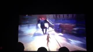 Spider-Man e3 Sony press conference movie theaters crowd reaction 2016