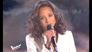 Marghe chante Mon vieux de Daniel Guichard - the voice france 2021 judges
