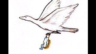 羽ばたく・振り回す(効果音)Wings Flapping 3 Sound Effect