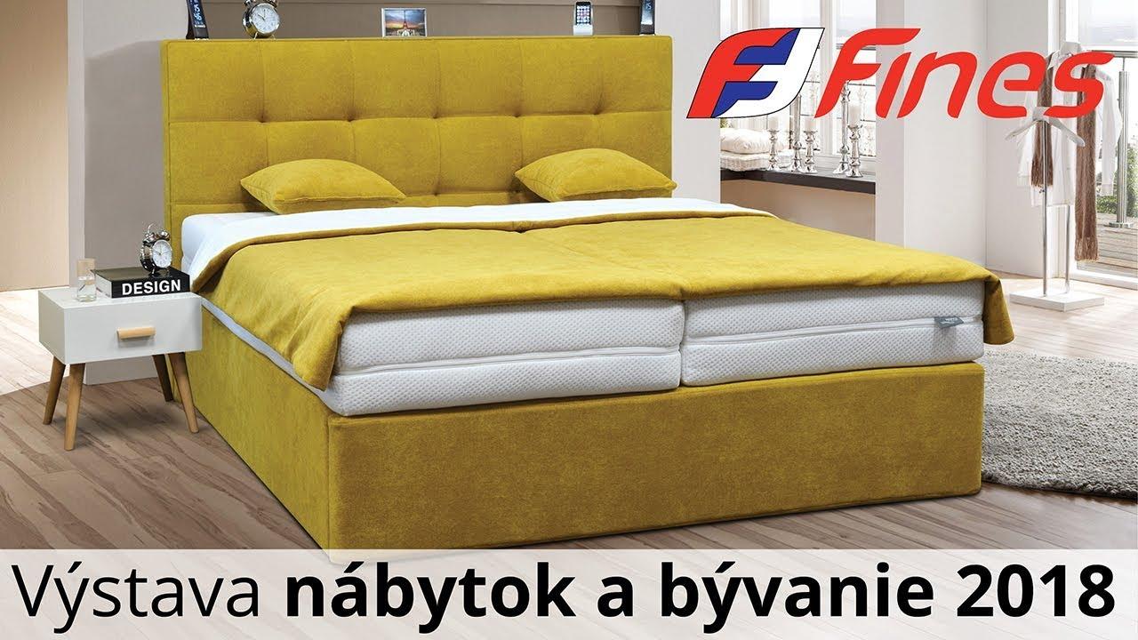 d942d008f552 FINES - Výstava nábytku a bývania Nitra 2018