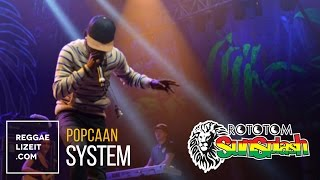 Popcaan - System @ Rototom Sunsplash 2015