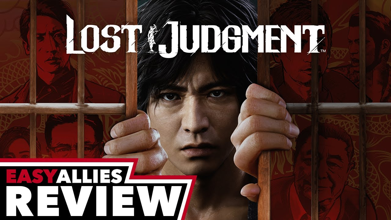 Lost Judgment - Easy Allies Review (Video Game Video Review)