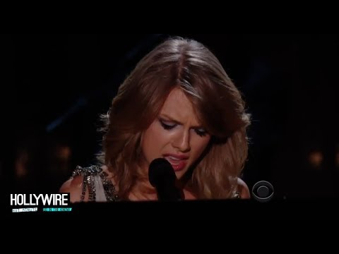 Taylor Swift 'All Too Well' Grammys 2014 Performance!