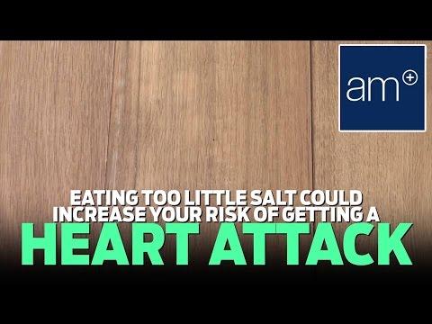 Low-Salt Diet Risk   Dispatch