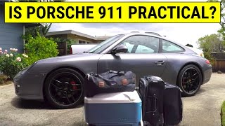 porsche 911 as a daily driver how practical is it