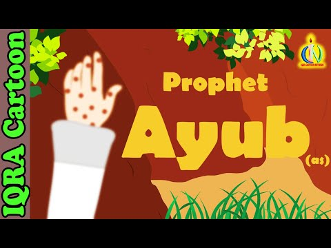 Ayub (AS) | Prophet Job - Prophet story - Ep 13 (Islamic cartoon - No Music)