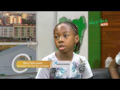 The Underprivileged Children Project - Hello Nigeria