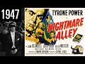 watch he video of Nightmare Alley - Full  Movie - GOOD QUALITY (1947)