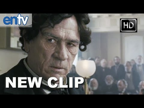 Lincoln (2012) - Official Clip #1 [HD]: Tommy Lee Jones As Thaddeus Stevens