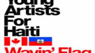 (Free MP3 Download!) Young Artists For Haiti Wavin