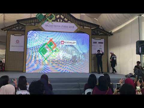 Haqiem Rusli - Segalanya Live @ Woodlands Bazaar 20/5/2018