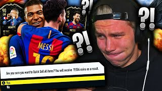 Selger HELE LAGET MITT for DISSE SPILLERNE... 👀🔥 **muligens for verdens beste fotballspiller**