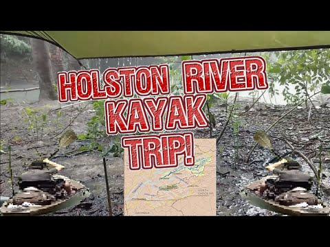 Holston River Kayak Trip!