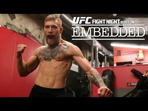 UFC Fight Night Boston: Embedded Vlog - Ep. 2