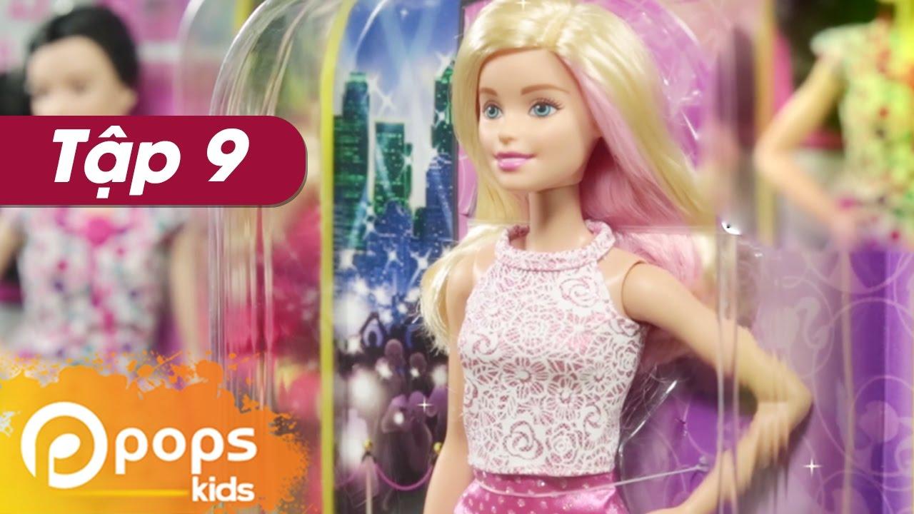 Chị Hai Bé Xíu – Tập 9 – Barbie Nghề Nghiệp – Búp Bê Barbie