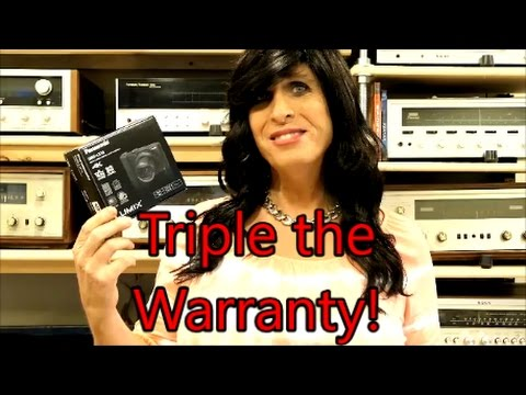 Attention 2016-2017 Panasonic Camera Buyers!!! ..Triple Your Warranty, For Free!!!