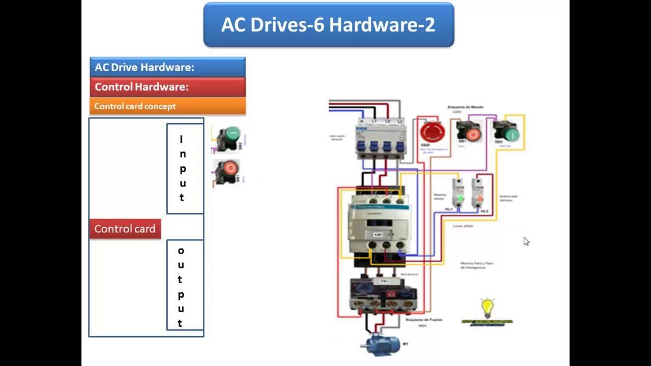medium resolution of ac drive 6 control wiring