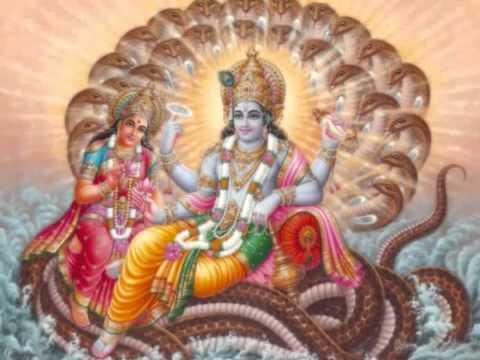 He Vishnu Bhagwan - Lord Vishnu - Hindi Bhajan (Mu