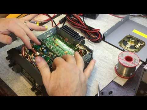 #135 CB Radio Bonanza Repairs Part 1 - President HR2510