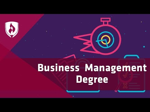 What Can You Do with a Business Management Degree? 7 Potential Careers [2018]