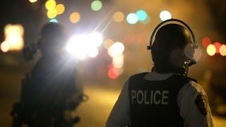 Police: Man Shot As Ferguson Curfew Begins