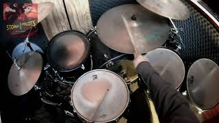 Stone Temple Pilots - Sin (Drum Cam / Cover)