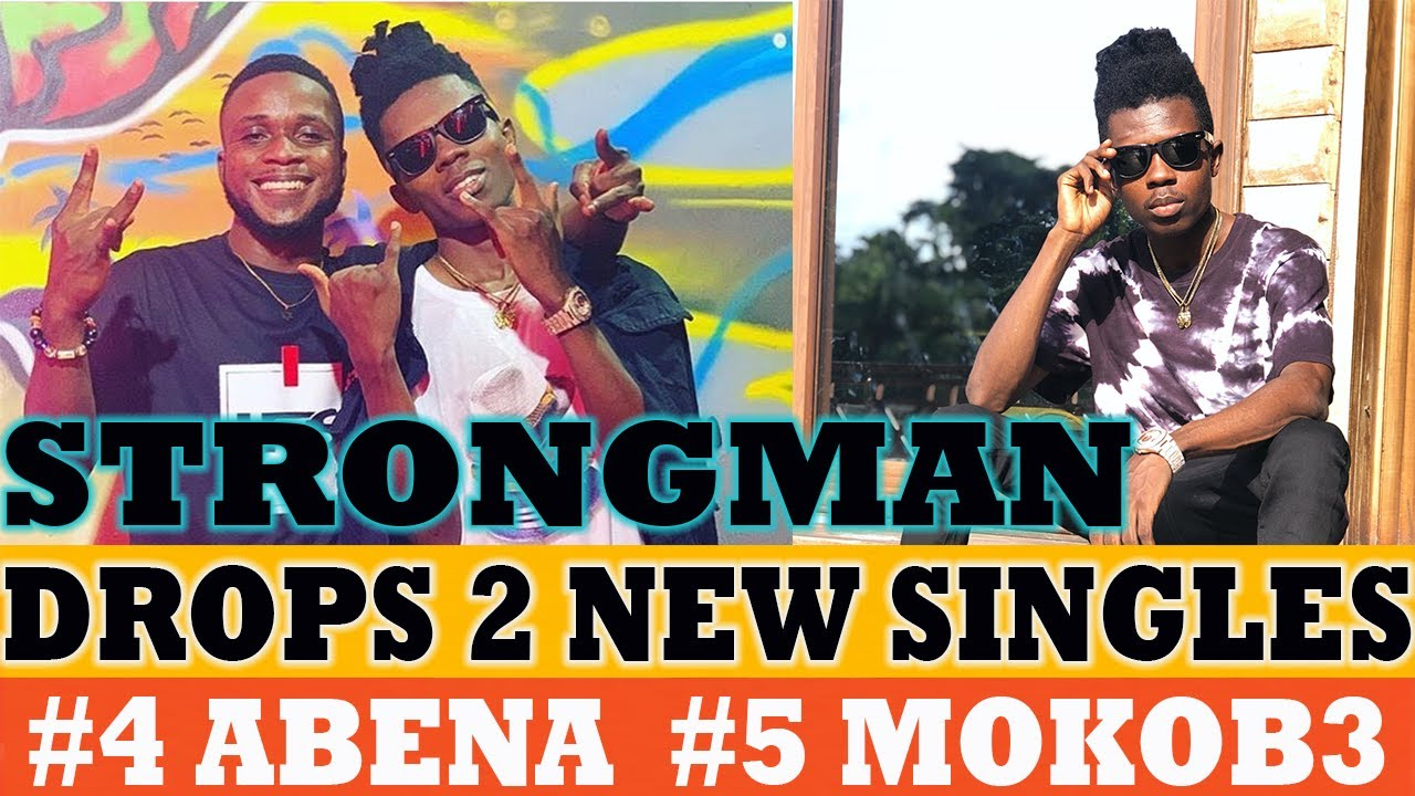 Strongman Burner Finally Set To Release 2 New Singles Dubbed ABENA & MOKOB3 Off His 10AM Album