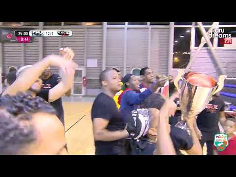 Mercredi 17 Avril 2019 Finale Ufolep Futsal Cup : FAX vs DLOCHO .Kia Futsal Guadeloupe Karudreams