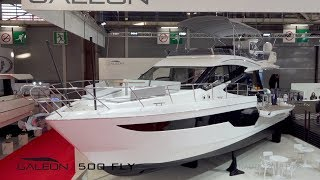 iStandVideo GALEON 500 FLY - NAUTIC 2018 Paris