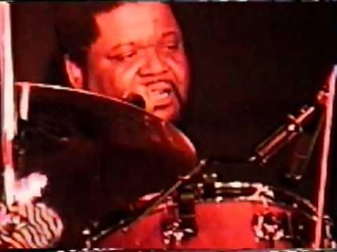 Buddy Miles - All Along The Watchtower - live Aschaffenburg 1995 - Underground Live TV recording