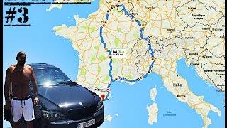 VLOG● Путешествие по Европе на машине /Monaco Euro-trip #3